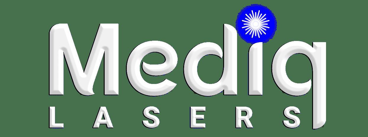 logo mediqlasers lasers voor de professionele clinic
